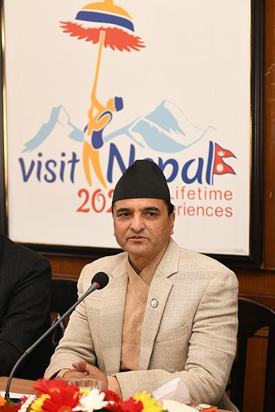 नेपाल भ्रमण बर्ष २०२० का सन्दर्भमा राजनीतिक दलहरु एवं सम्बद्द भातृ संगठनका प्रमुख एवं प्रतिनिधिहरुसंग छलफल- तस्वीर (२०७६-०८-१९)